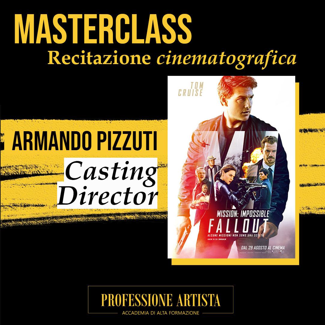 Masterclass Armando Pizzuti