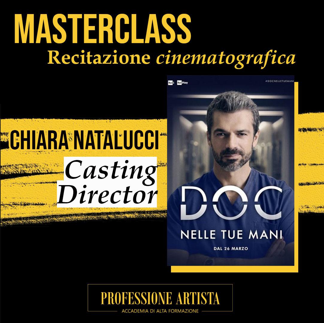 Masterclass Chiara Natalucci